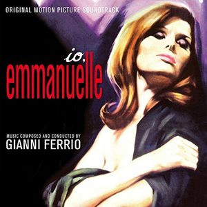 Io Emmanuelle (A Man for Emmanuelle) (Original Soundtrack) [Import]