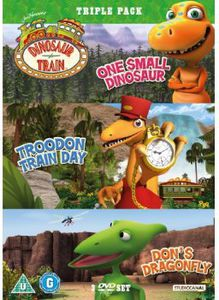 Dinosaur Train (Triple Pack) [Import]