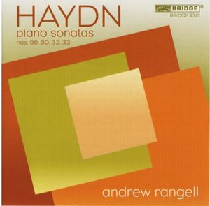 Andrew Rangell Plays Haydn