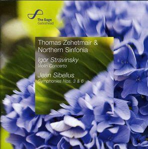 Violin Concerto & 2 Symphonies