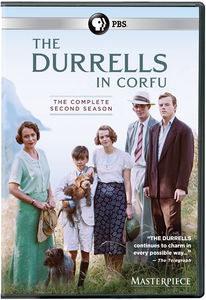 The Durrells in Corfu: The Complete Second Season (Masterpiece)