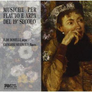 Musiche Per Flauto E Arpa