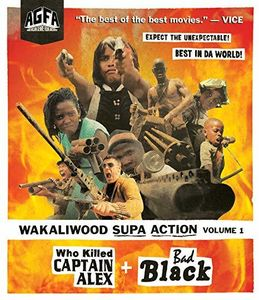 Wakaliwood Supa Action 1: Who Killed Captain Alex + Bad Black