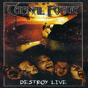 Destroy Live [Import]