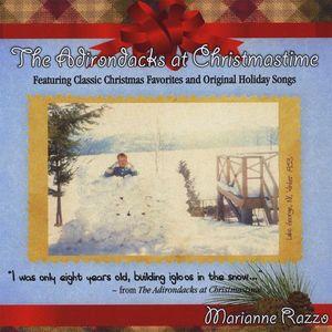 Adirondacks at Christmastime