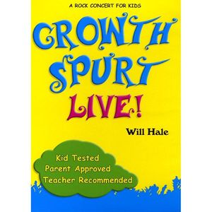 Growth Spurt Live! DVD