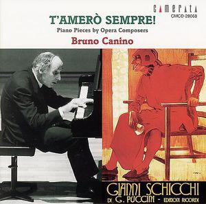 T'amero Sempre: Piano Pieces By Opera Composers