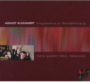 String Quartet Op. 42 /  Piano Quintet Op. 43