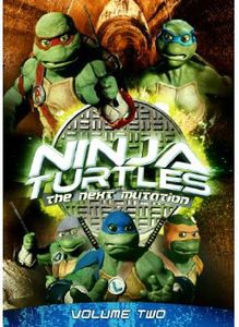 Ninja Turtles: The Next Mutation: Volume 2