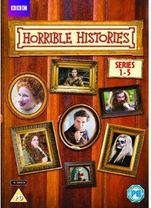 Horrible Histories: Season 1-5 [Import]