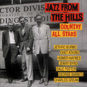 Jazz From The Hills