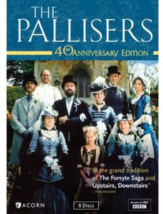 The Pallisers: The Complete Collection (40th Anniversary Edition) , Brenda Cowling