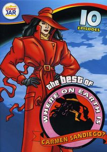 The Best of Where on Earth Is Carmen Sandiego?