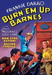 Burn 'Em Up Barnes (Feature Version)