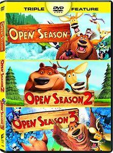 Open: Season Trilogy