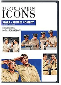 Silver Screen Icons: Stars & Stripes Comedy Double Feature