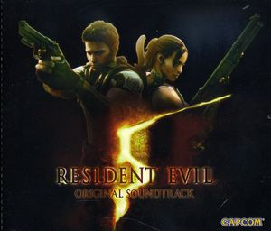 Resident Evil 5 (Original Game Soundtrack)