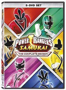 Power Rangers Samurai: The Complete Season
