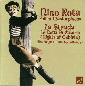 Fellini Masterpieces: La Strada/ Nights Cabiria [Import]