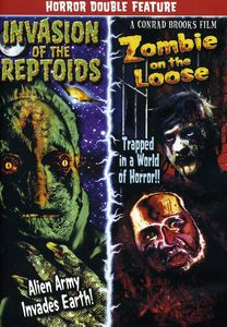 Invasion of the Reptoids /  Zombie on the Loose