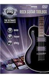 Alfred's Play Series Rock Guitar Toolbox