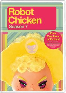 Robot Chicken: The Complete Seventh Season