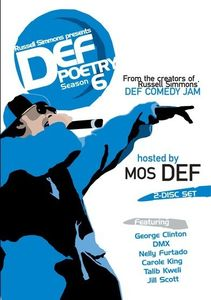 Russel Simmons Presents Def Poetry Season 6