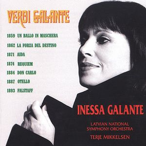 Inessa Galante Sings Verdi