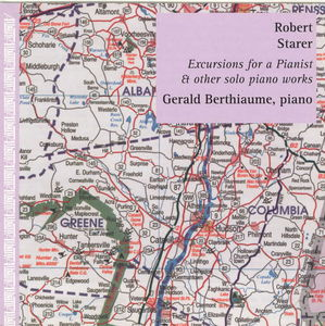 Excursions for a Pianist