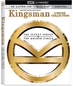 Kingsman: 2-Movie Collection