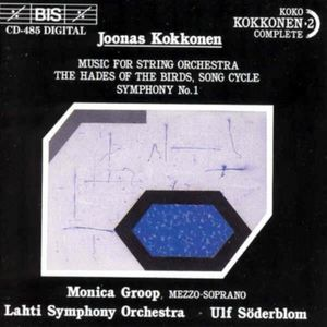 Symphony 1 /  Music for String Orchestra