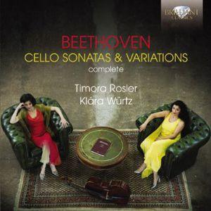 Complete Cello Sonatas & Variations