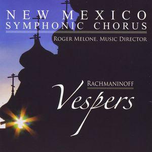 Rachmaninoff: Vespers Op. 37