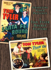 Santa Fe Bound (1936) /  Ridin on (1936)