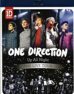 Up All Night: Live Tour [Import]