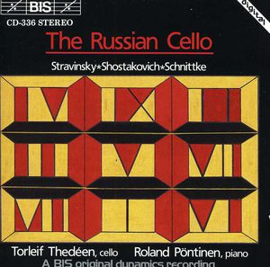 Russian Cello 1