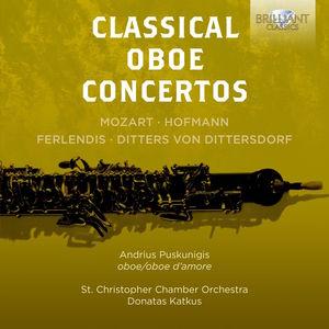 Classical Oboe Concertos