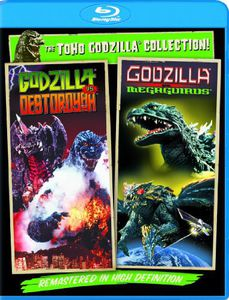 Godzilla vs. Destoroyah /  Godzilla vs. Megaguirus: The AnnihilationStrategy