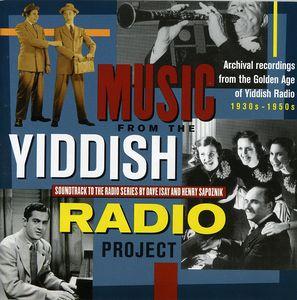 The Yiddish Radio Project