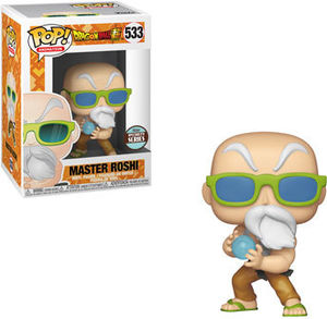 FUNKO SPECIALTY SERIES POP! ANIMATION: Dragon Ball Super - MasterRoshi (Max Power)