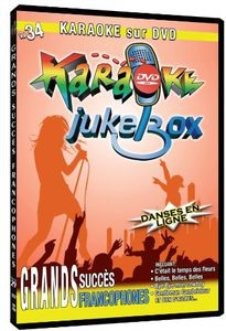 Karaoke Jukebox: Volume 34 Grands Succes Francophones