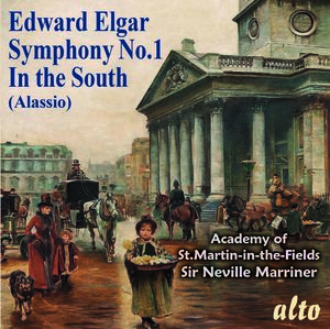 Edward Elgar: Symphony No.1 /  In the South