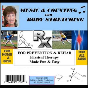 Music & Counting for Body Stretching