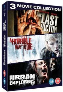 Serial Killer Triple [Import]