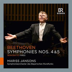 Symphony Nos. 4 & 5 - Serksnyte: Fires Fires