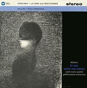 Debussy: La Mer /  3 Nocturnes /  Ravel