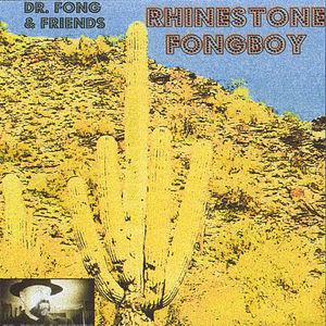 Rhinestone Fongboy