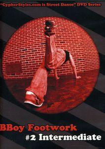 Bboy Footwork 2