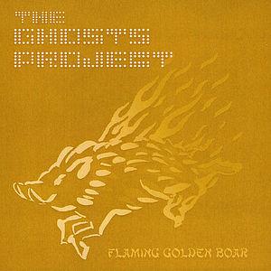 Flaming Golden Boar