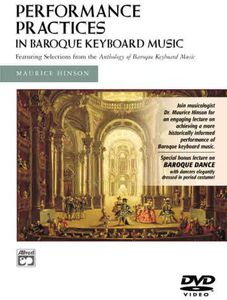 Performance Practices in Baroque Keyboard Music